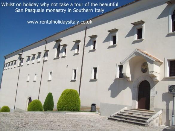 san pasquale monastery