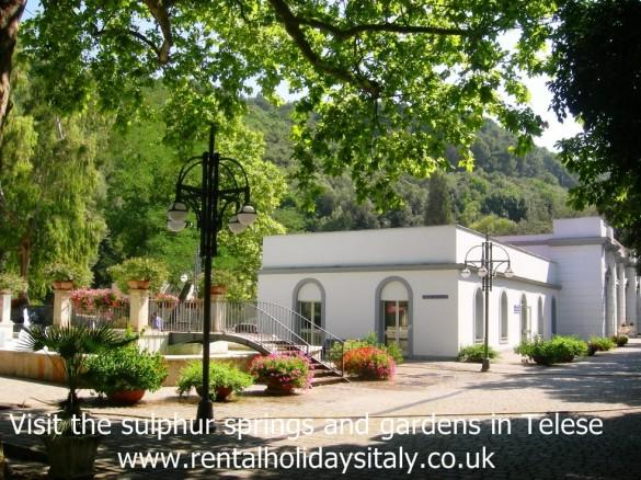 Rental Villas Near Naples Italy